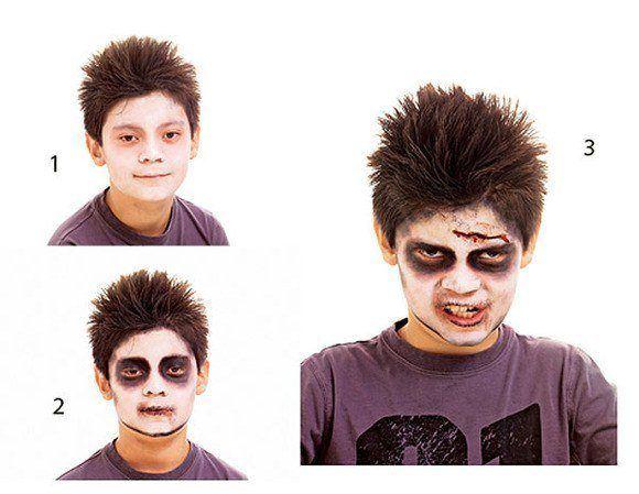 maquillaje-halloween-ninos-2015-maquillaje-de-zombi