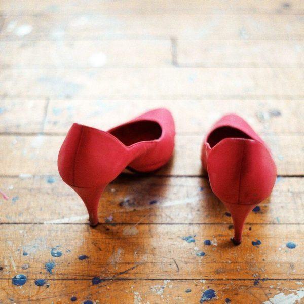 moda-de-navidad-para-embarazadas-zapatos