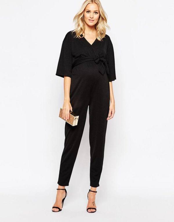 moda-para-embarazadas-en-navidad-2015-jumpsuit-de-asos-negro