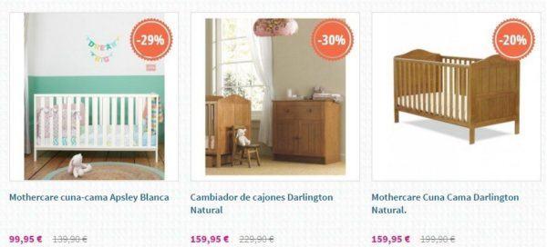 mothercare-rebajas-2016-cunas