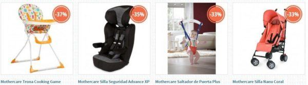 mothercare-rebajas-2016-sillas-de-paseo-saltador-trona