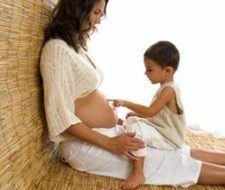 Embarazo y un niño pequeño en casa
