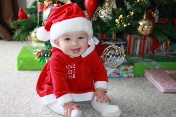 navidad-con-un-bebe-de-0-a-6-meses