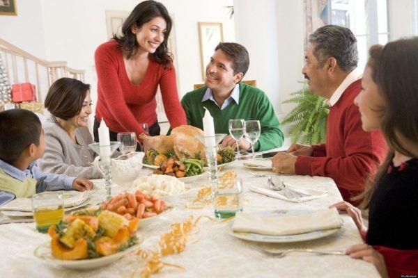 navidad-embarazada-ideas-cena-de-navidad