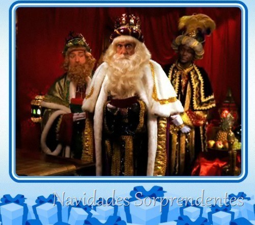navidades sorprendentes 2016 carta a los reyes video o felicitacin - Navidades Asombrosas