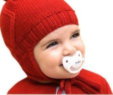 El chupete en los bebés