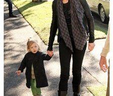 Padres famosos: Nicole Kidman y su hija Sunday Rose