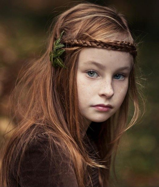 peinados-para-ninas-2014-trenzas