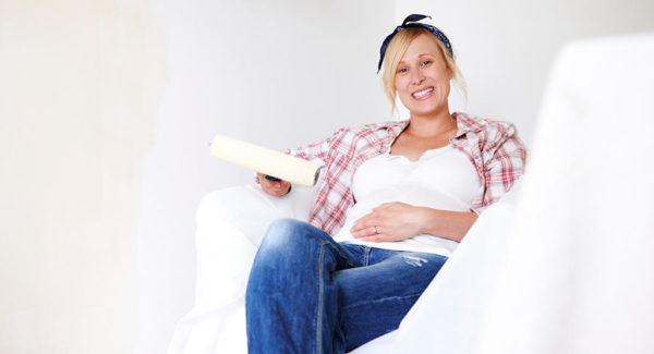 pintar-durante-el-embarazo