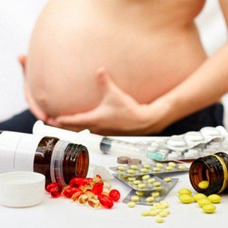riesgos medicamentos embarazo
