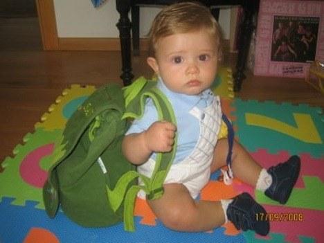 primer dia colegio-