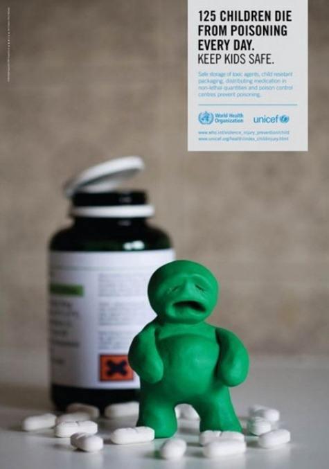 productos tóxicos- ingestion niños