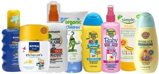 protectores-solares-para-ninos-primavera-verano-2014-marcas