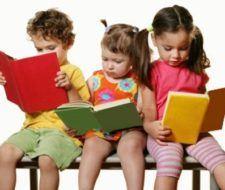 Libros en casa| aumenta nivel educación niño