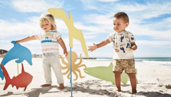rebajas-prenatal-bebe-verano-moda-de-playa