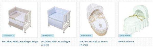 rebajas-verano-mothercare-cunas-capazos