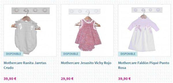 rebajas-verano-mothercare-ropa-vestidos
