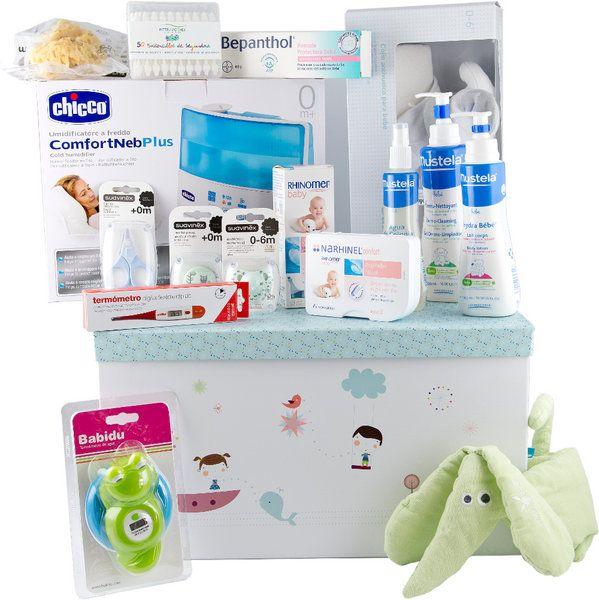 Regalos y muestras para bebes gratis