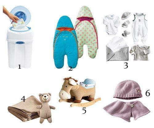 Lista de regalos para el nacimiento del beb los mejores - Cosas que preparar para una boda ...