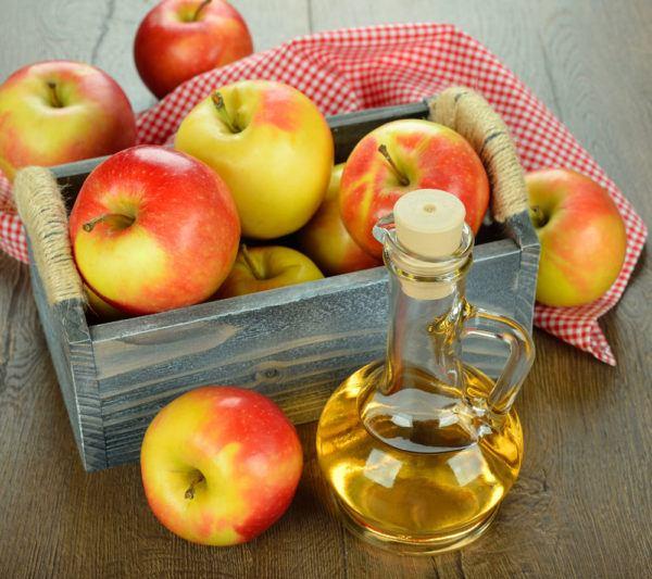 remedios-caseros-para-flujo-amarillo-o-verde-vinagre-de-sidra-de-manzana