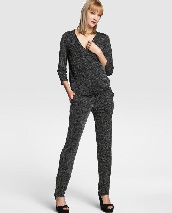ropa-de-embarazada-navidad-2015-mono-de-alia-gris-el-corte-ingles