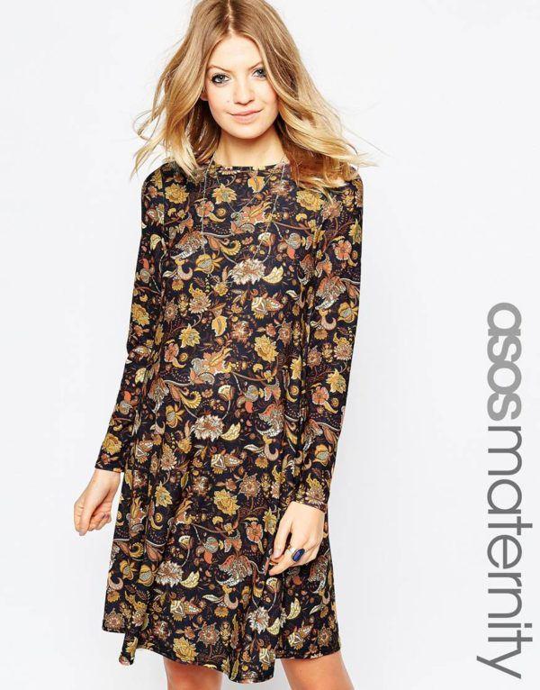 ropa-embarazada-navidad-2015-vestido-asos