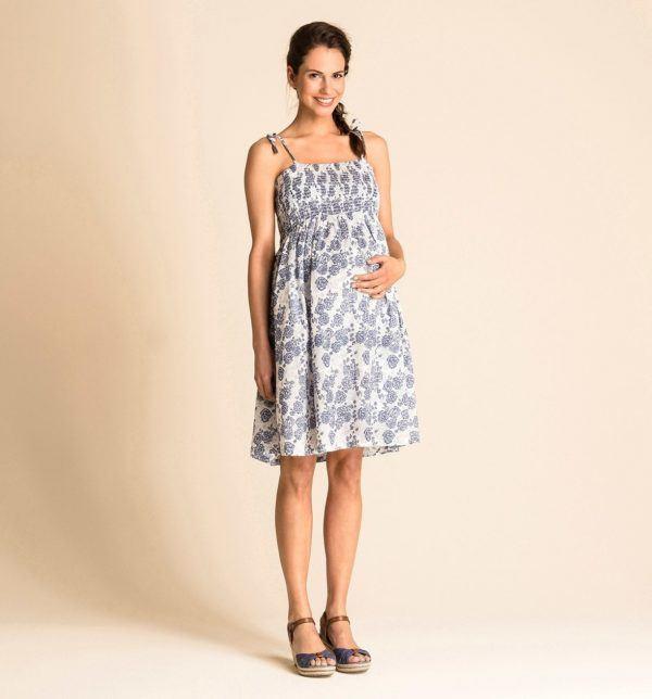 ropa-premama-comoda-primavera-verano-2014-vestido-c&a