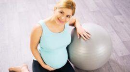Es seguro hacer abdominales durante el embarazo