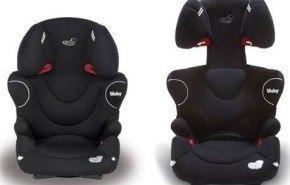Sillas de bebé para coches