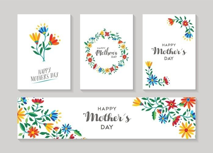Tarjetas Para El Día De La Madre 2019