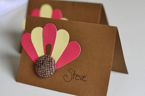 Tarjetas divertidas de Accion de Gracias para niños - Thanksgiving ...