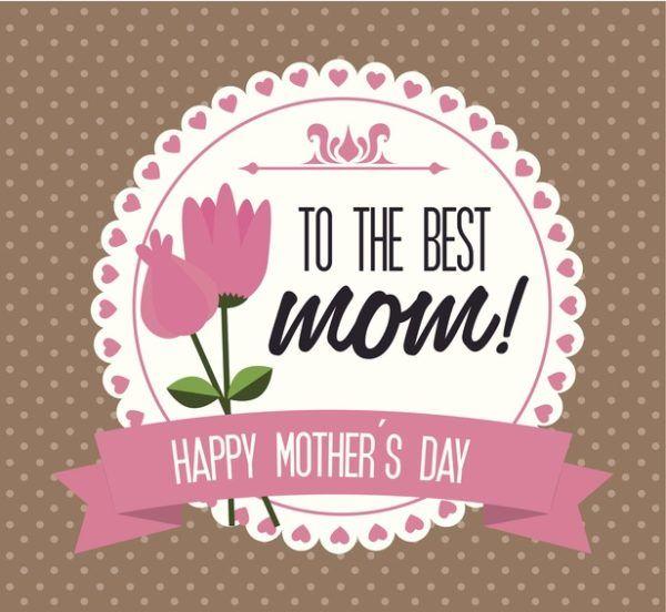 Tarjetas para el d a de la madre 2018 for Decoracion 10 de mayo