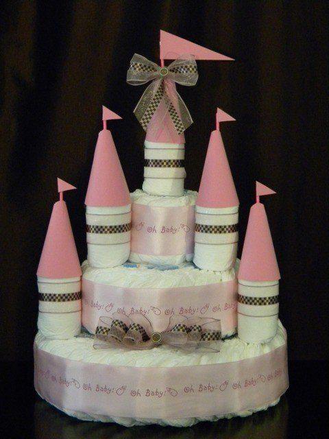 f78540700 Cómo hacer una tarta de pañales paso a paso  10 ideas - Embarazo10.com