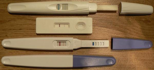 Te sientes embarazada pero el test es negativo aqu las - De cuantos meses estoy embarazada ...
