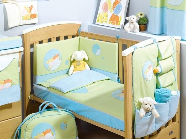 Como decorar el cuarto de mi beb - Ideas para decorar el cuarto del bebe ...