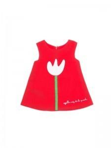 vestido tulip