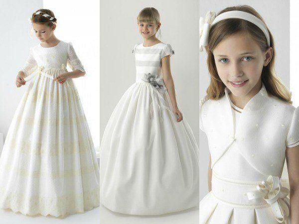 vestidos de primera comunion juveniles