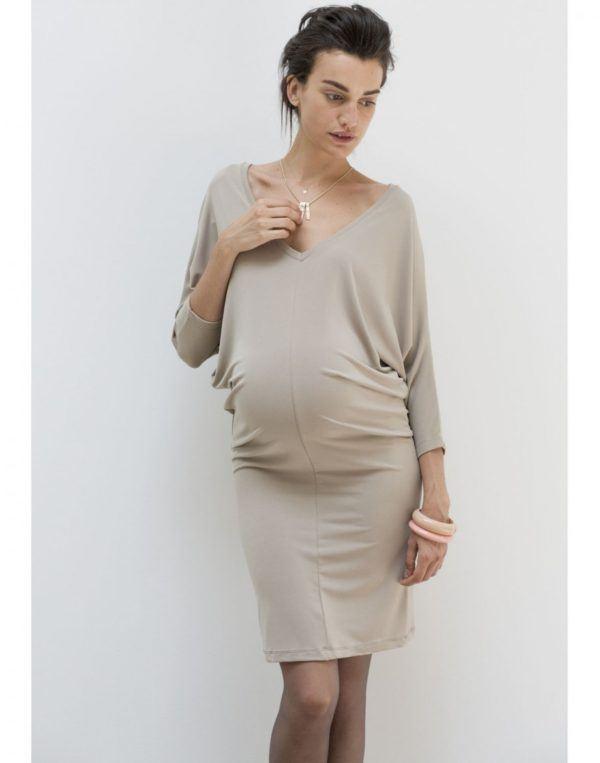 vestidos-de-fiesta-2016-moda-embarazadas-vestido-arena-mit-mat-mama