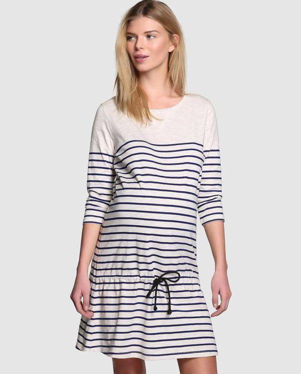 vestidos-de-fiesta-para-embarazadas-otoño-invierno-2015-2016-informal-el-corte-ingles