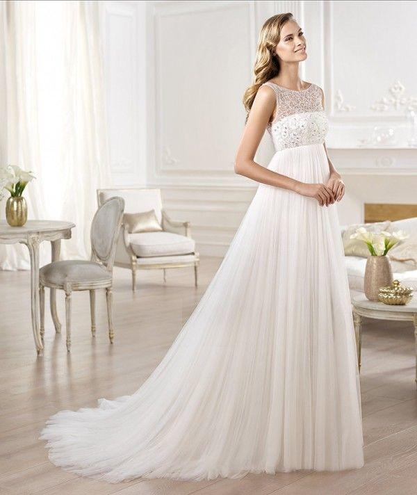 vestidos-de-novia-para-embarazadas-2014-vestido-de-pronovias