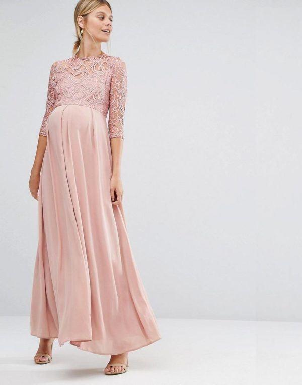 Vestidos para embarazadas como invitada de boda Verano 2018 ...