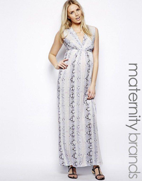 vestidos-para-embarazadas-invitadas-a-una-boda-de-2014-modelo-estampado-largo-flores