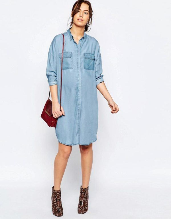 Vestidos para embarazadas Primavera Verano 2018 - Embarazo10.com
