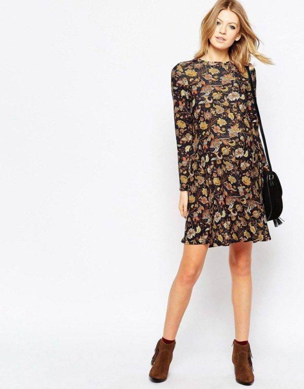 vestidos-para-embarazadas-primavera-verano-2016-modelo-retro-asos