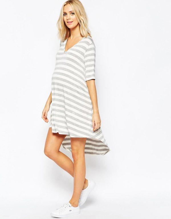 fe28a5ea5 Vestidos para embarazadas Primavera Verano 2019 - Embarazo10.com