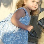 vestidos para niñas verano 2010-3