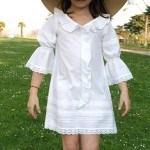 vestidos para niñas verano 2010-6
