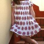 vestidos para niñas verano 2010-9