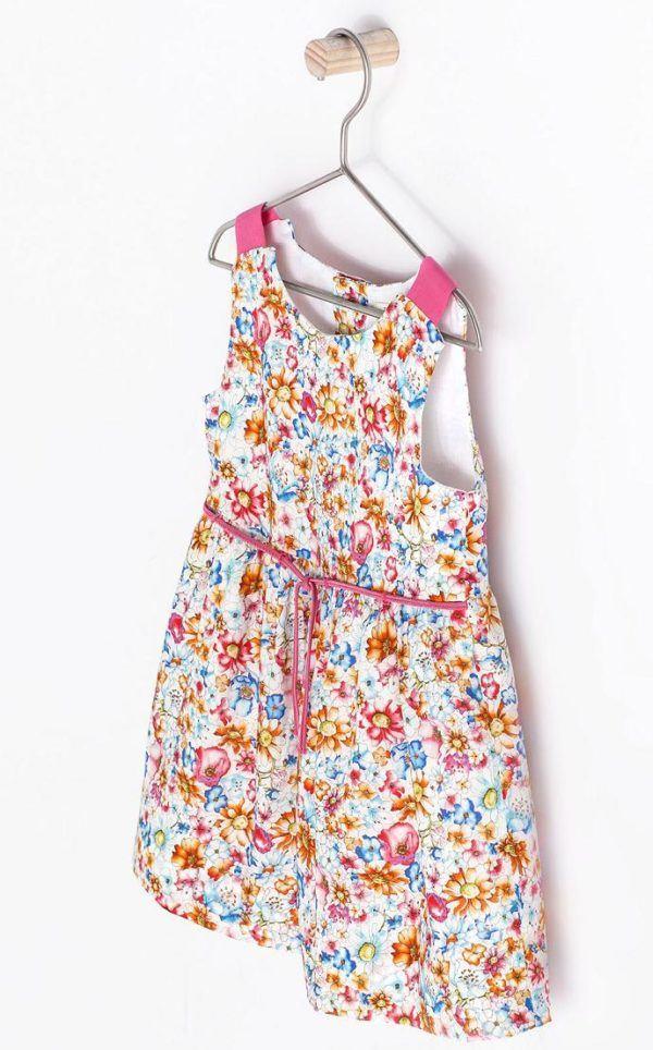 vestidos-para-ninas-verano-2014-modelo-zara-niña-pequeña