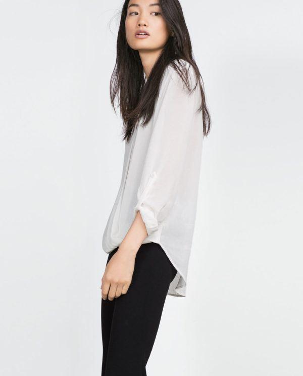 zara-novedades-2016-moda-embarazadas-blusa-blanca